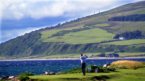 Machrie Bay Golf Course, Isle of Arran